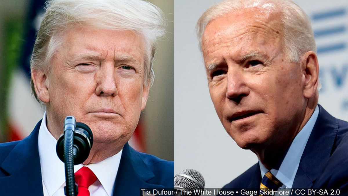 The first of three scheduled presidential debates between President Donald Trump and former Vice President Joe Biden will air on CBS Tuesday night, September 29, at 9 p.m.