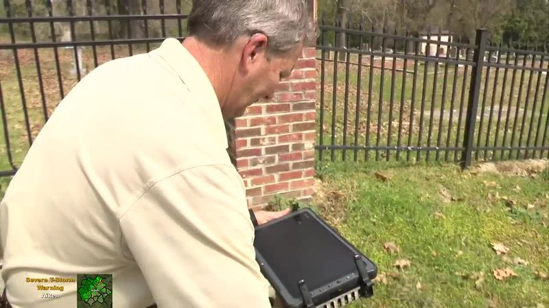Local man makes it his mission to track down unmarked graves