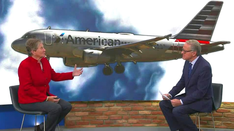 One on One with Richard Rogers│ Working for American Airlines during the 9/11 hijacks