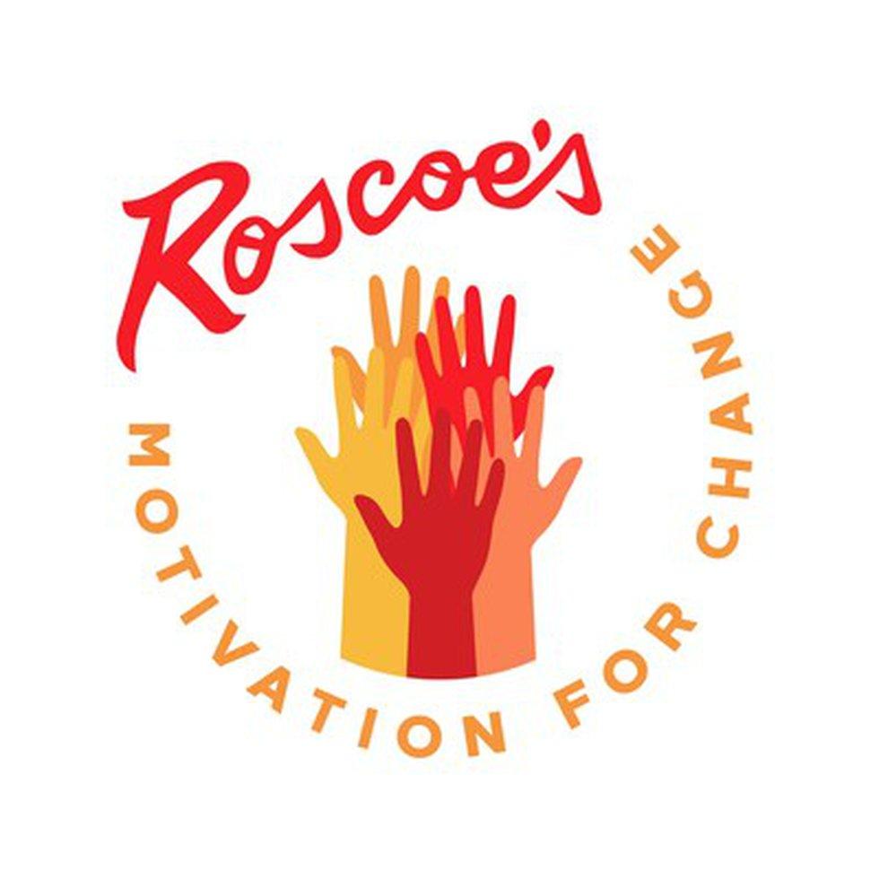 Logotipo de la Fundación Motivation for Change de Roscoe
