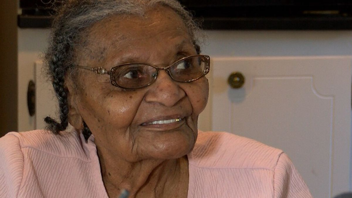 Rosa Lee Tyson is staying with her son in Salisbury, and feeling better each day.