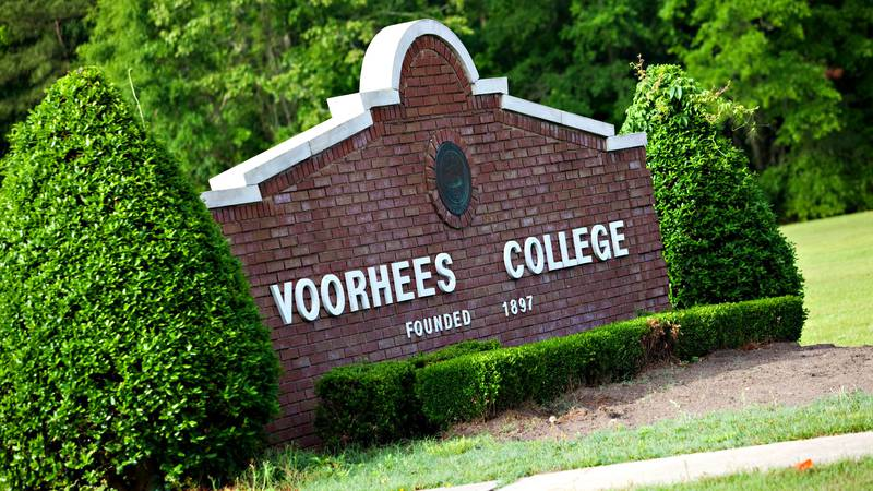 Voorhees College in Denmark, S.C., is a four-year private, coeducational liberal arts college...