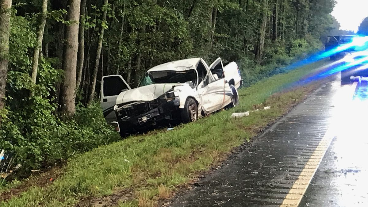The Edgefield County Coroner responded to the scene of a fatal crash that happened in the 1000 block of Highway 25 North just outside Edgefield, S.C.