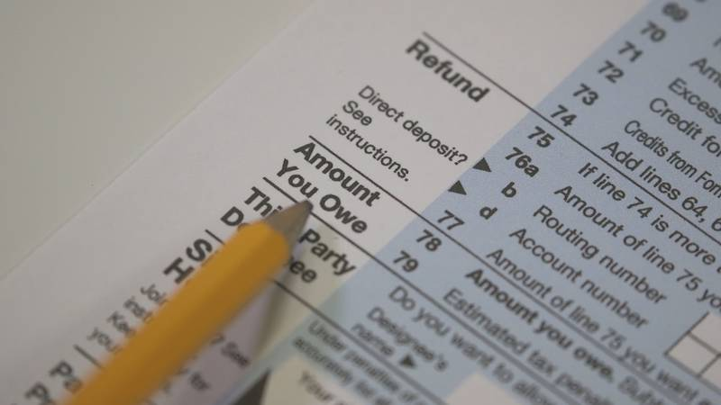The deadline to file taxes is May 17.