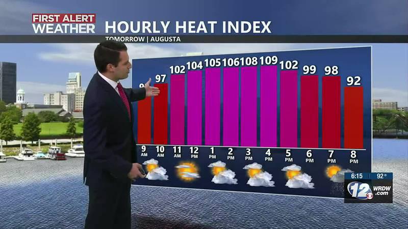 Heat Continues