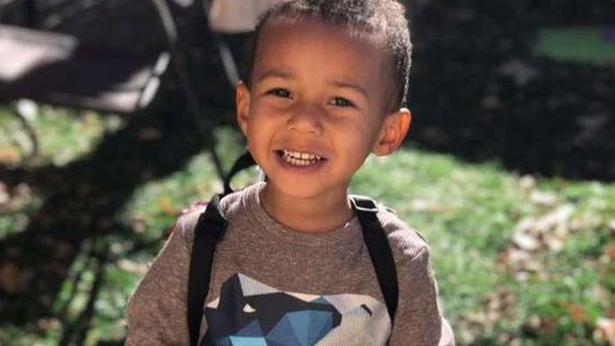 4-year-old Najee, known as Junior, who died of the flu in Colorado on Wednesday. (Source: Provided to CBS Denver)