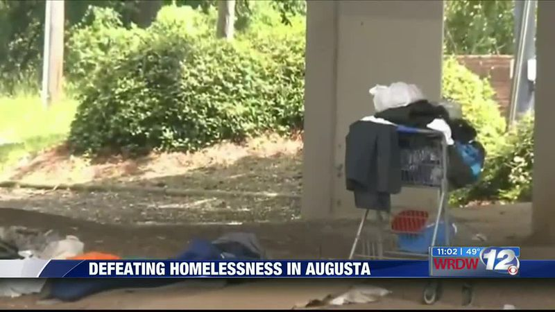 Defeating homelessness in Augusta