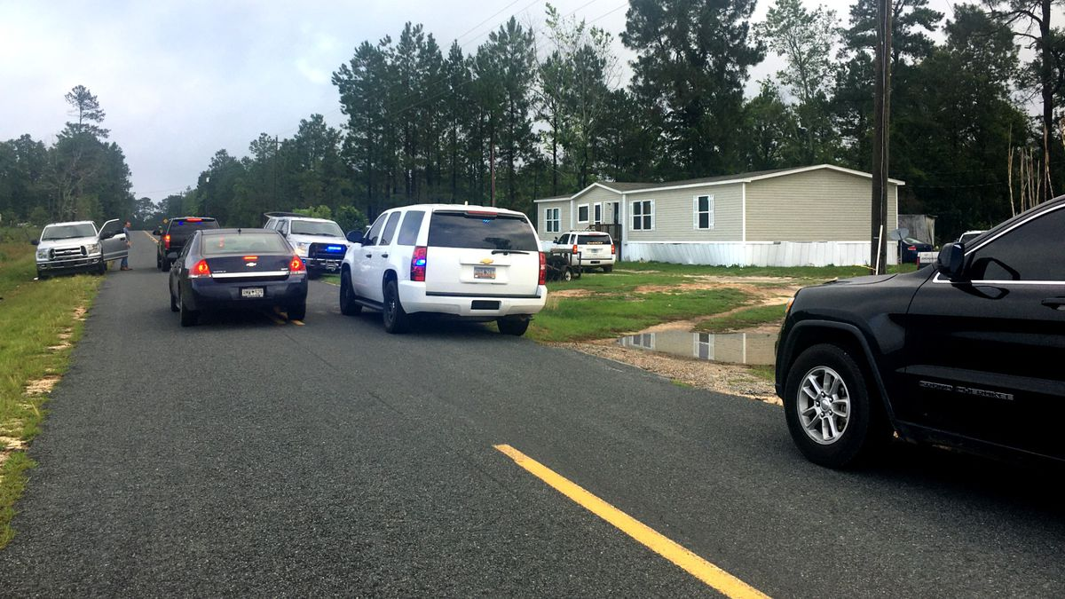 This was the scene of a reported shooting on the morning of June 11, 2020, on J.B. Swartz Rod...