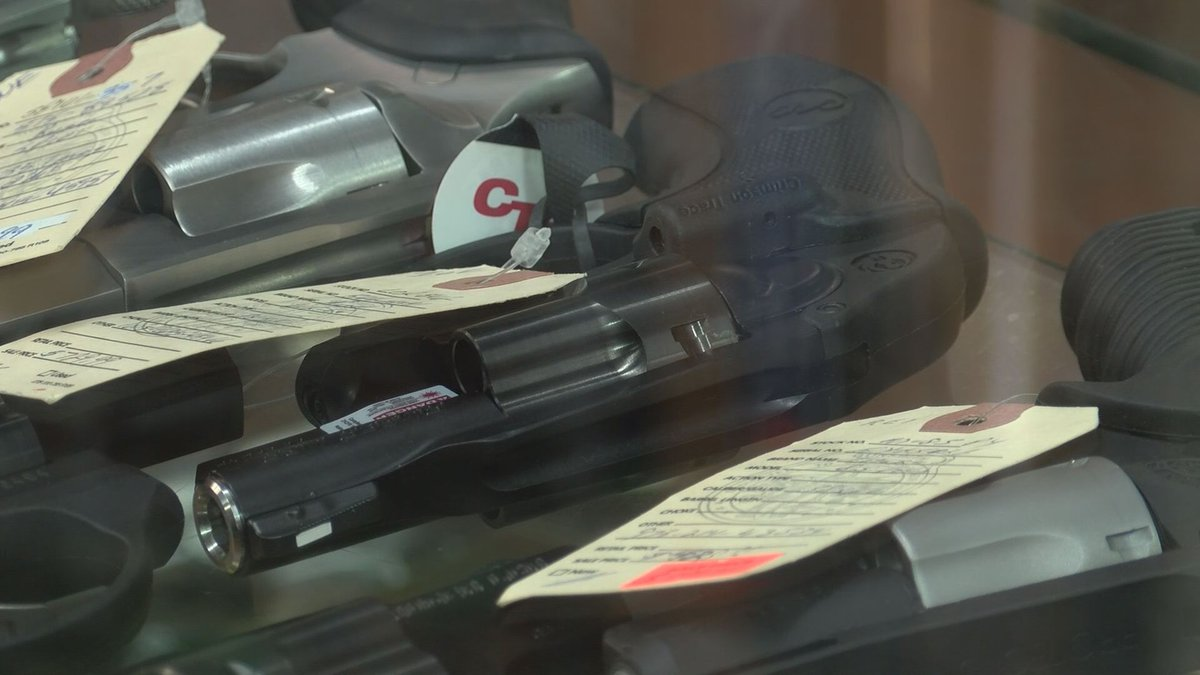 South Carolina is one of only five states without some type of Open Carry law.
