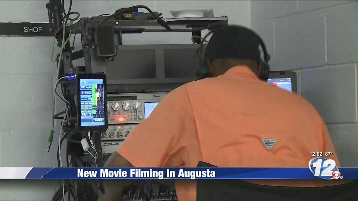 Untitled Prison Movie is filming in Augusta.
