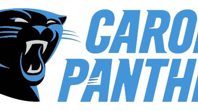 New Panthers logo and logotype