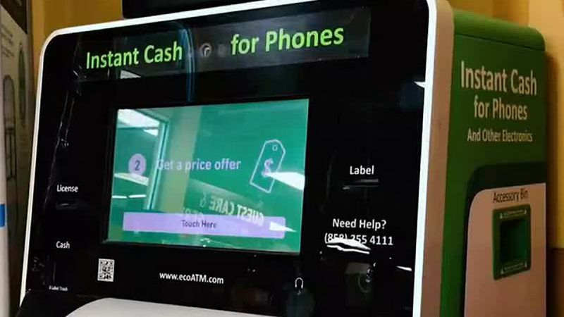 I-TEAM: How is a cell phone kiosk like an ATM for thieves?