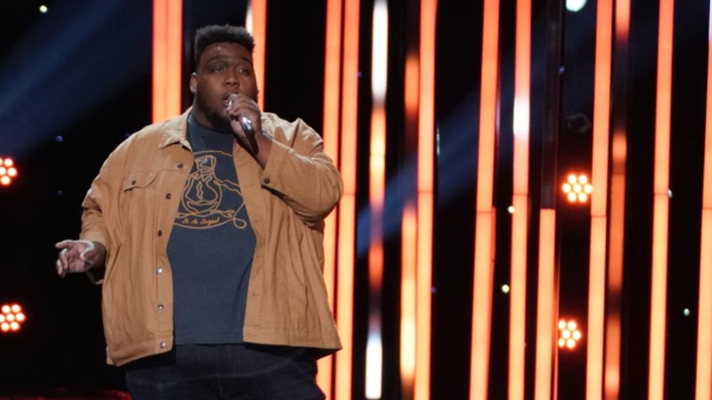 Coffee County's Willie Spence has been rising through the competition on American Idol.