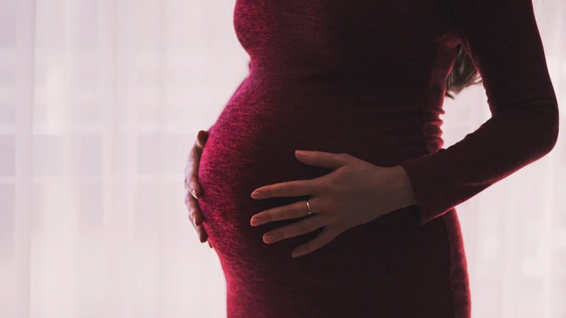 The CDC recommends pregnant women get vaccinated for the flu, as it can be much more serious...