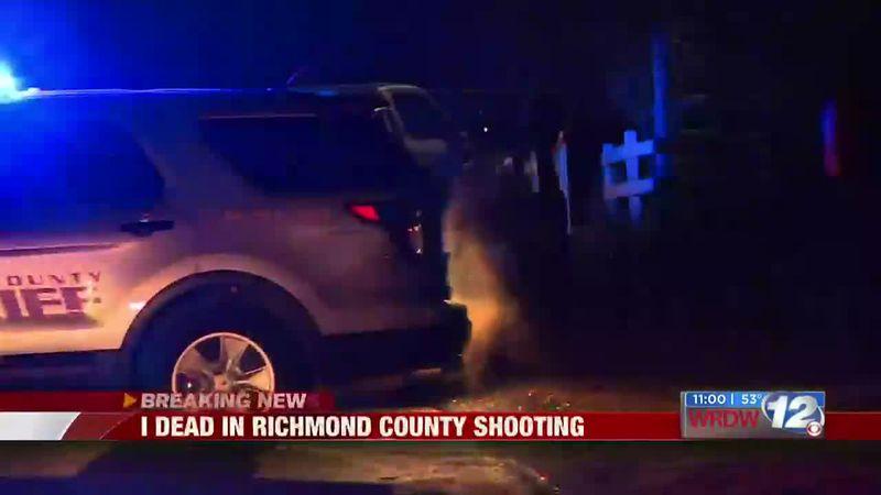 1 dead in shooting on Etterle Road