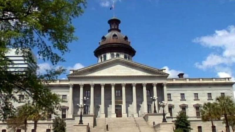 The South Carolina State House in Columbia. (File/FOX Carolina)