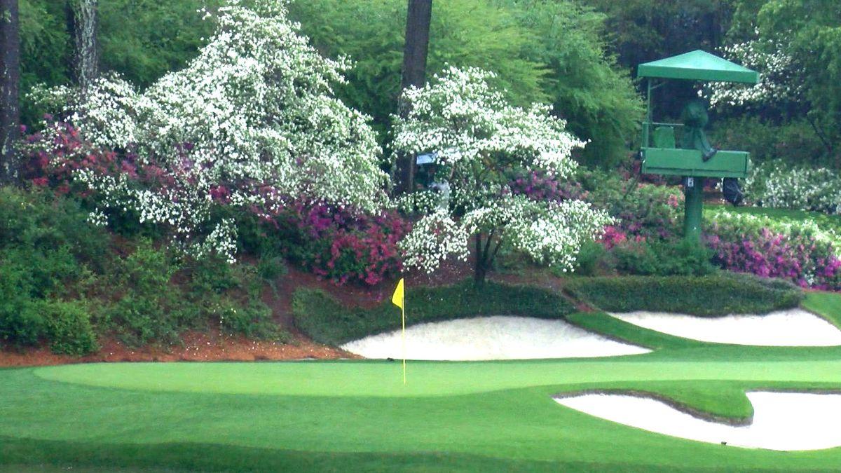 Amen Corner - Augusta National Golf Club