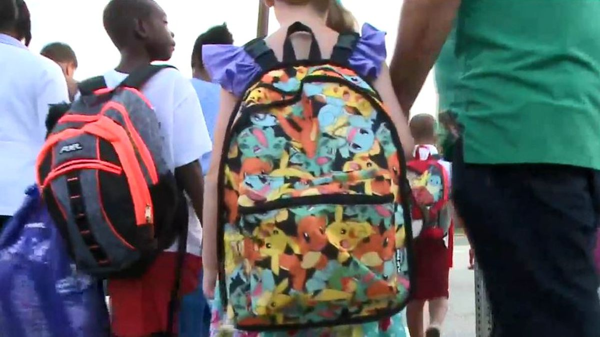 Burke County students will be heading back to the classroom to begin face to face instruction...