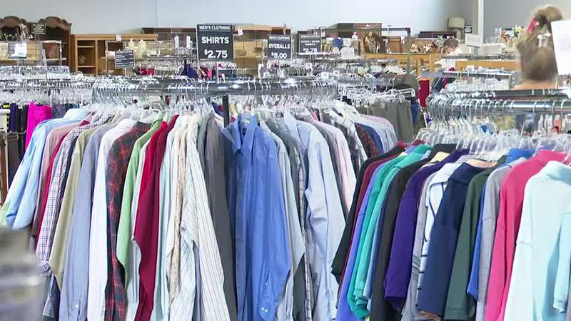 If you love a good thrift store you'll want to check out the deals over at Catholic Social...