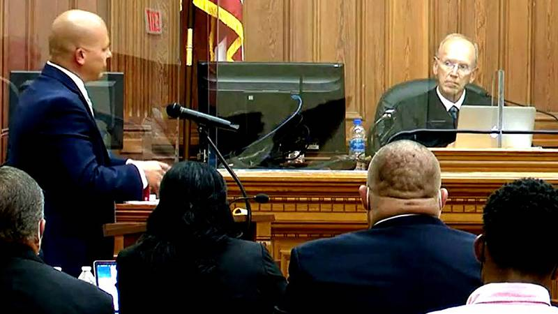 The Eurie Martin murder trial is taking place in Washington County.