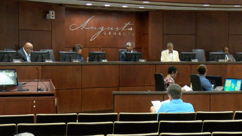 Augusta Richmond County Commission (Source: WFXG)
