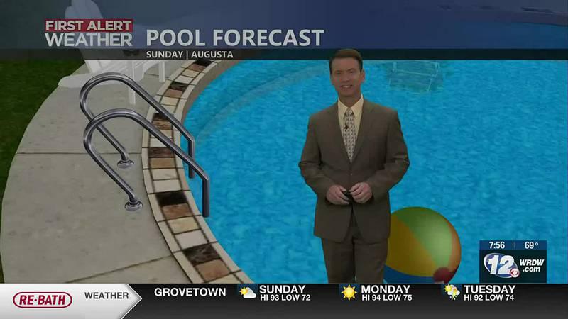 Augusta Weather Forecast - Sunday, 7/25/2021