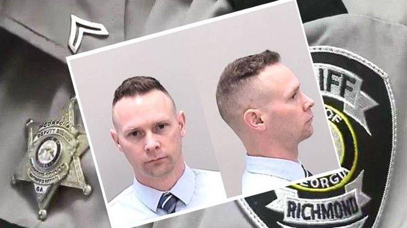Deputy Brandon Keathley turned himself in to investigators on Wednesday.