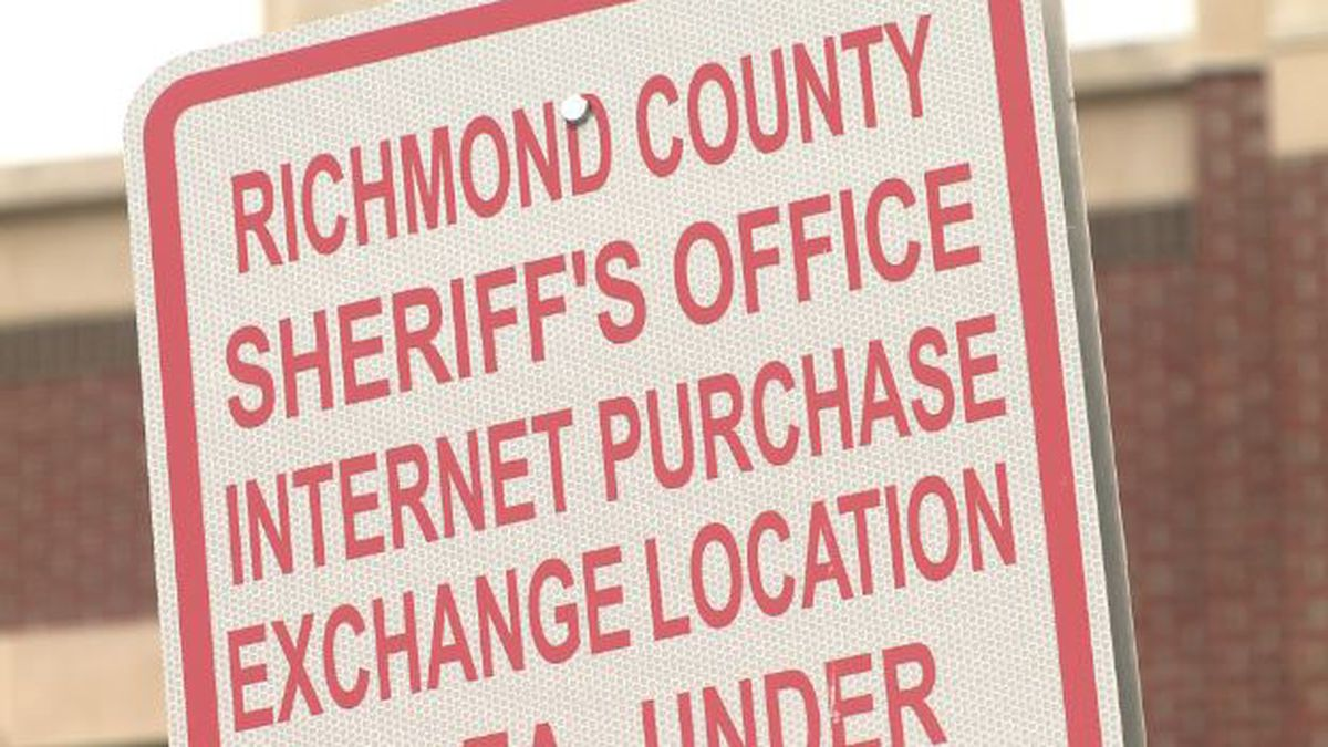 Internet Safe Zones are installed all over the CSRA and are designed to help people who sell merchandise from the Internet. (Source: WRDW)