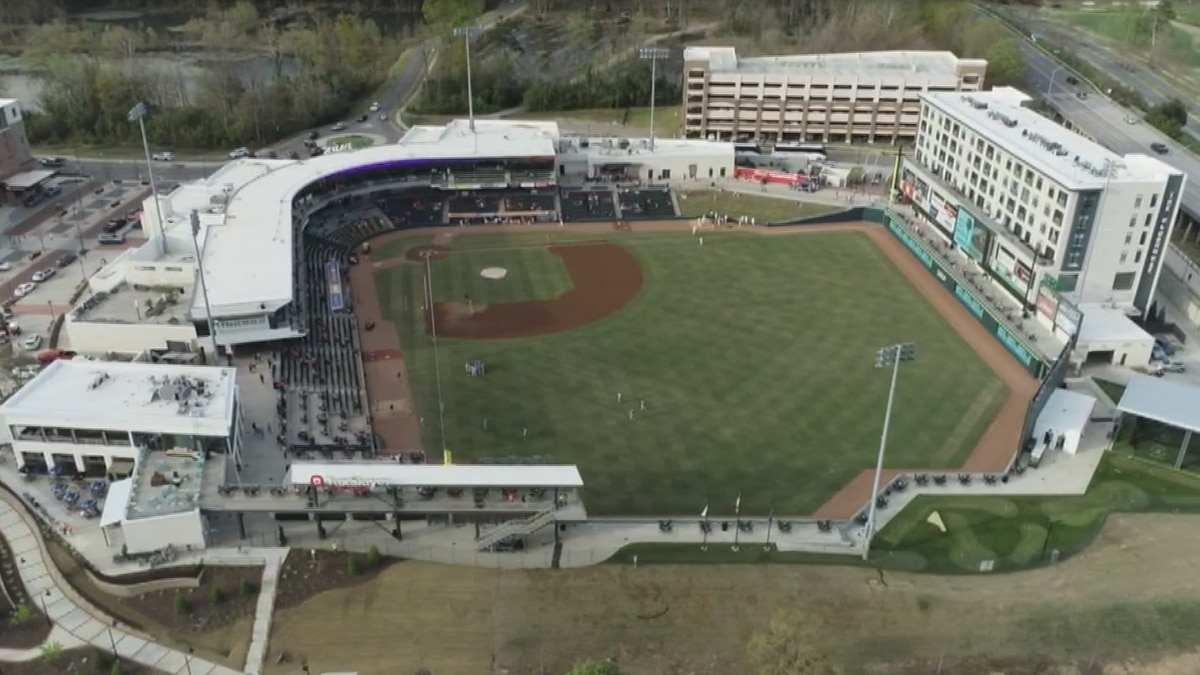 SRP Park is back with baseball