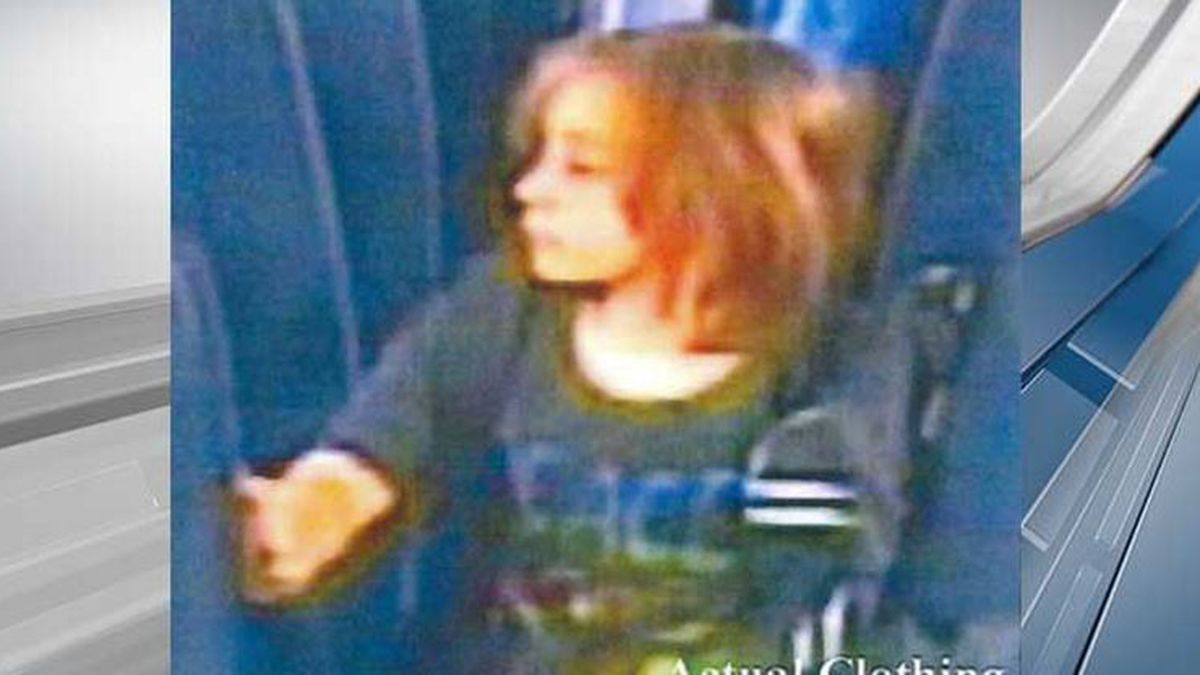 Faye Marie Swetlik, 6, has strawberry blonde hair and blue eyes. She is 3-foot-10-inches tall and 65 pounds. This is what she was wearing when she was last seen. (Source: Cayce DPS)