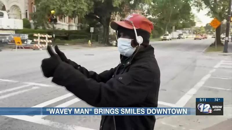 The Wavey Man