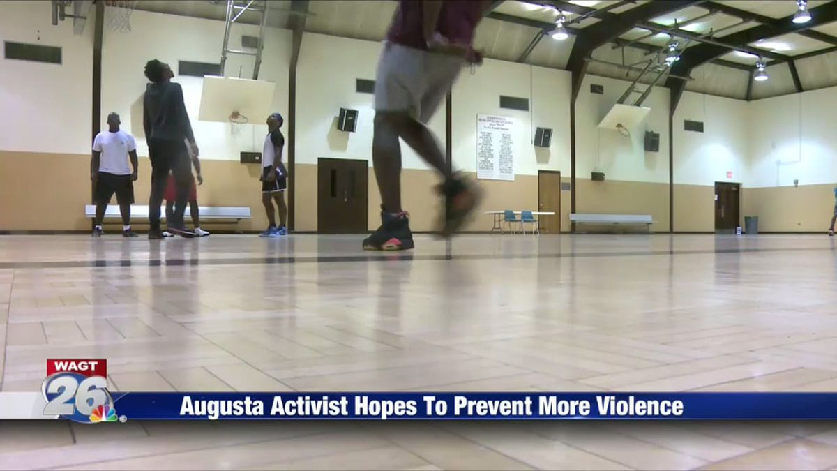 Local Advocate Using Basketball As A Way To Inspire Kids In Community