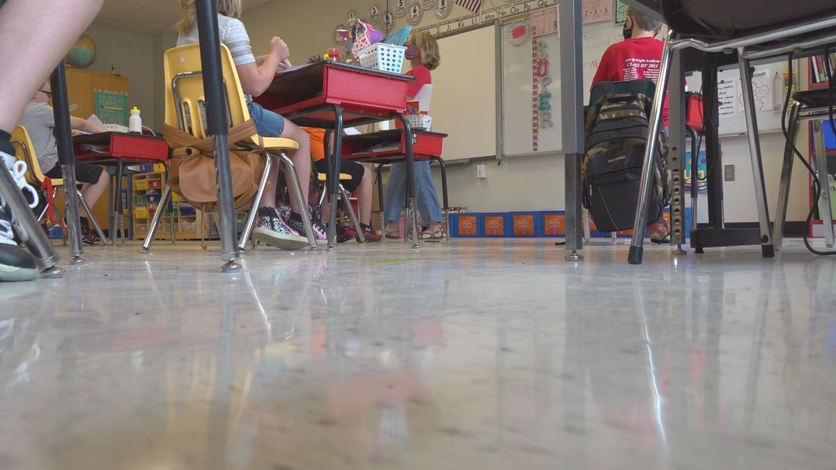 Several districts have revised their schedules for students to continue in-person learning.