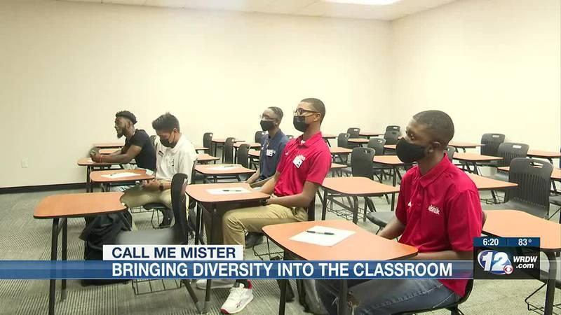 Call Me Mister Program at USC Aiken