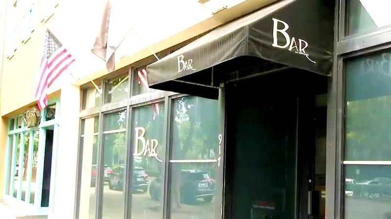Bar on Broad