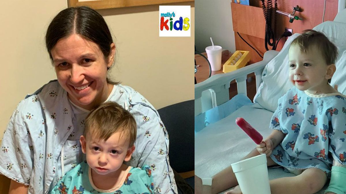 Jeff Brown and his wife Erin have waited over two years to give this update: Their son, Lukas,...