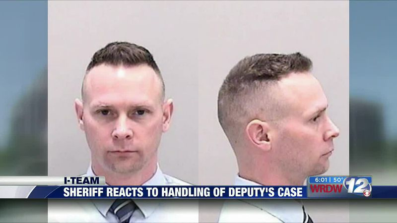 I-TEAM: Sheriff reacts to handling of deputy's case