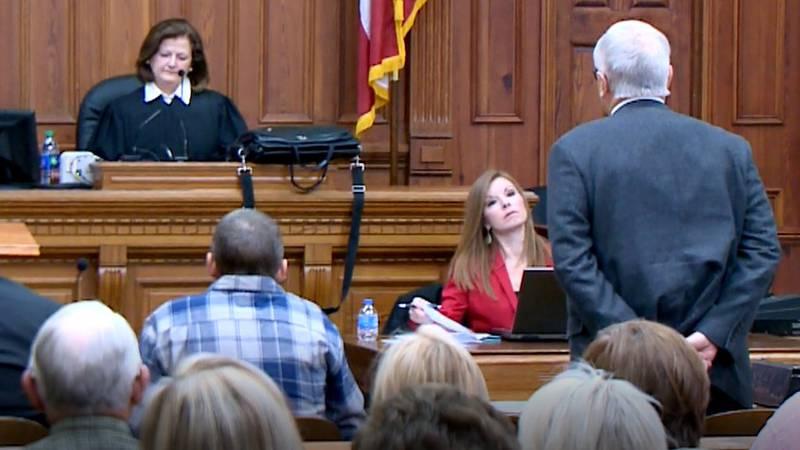 Washington County taser-death trial