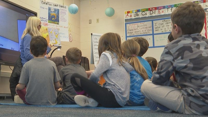 Hundreds of new students from out of state have come to Walton County this year.