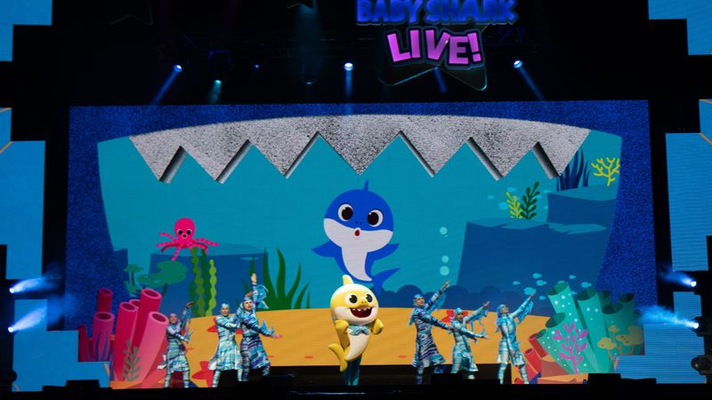 'Baby Shark Live!' will happen May 15, 2020, at the EKU Center for the Arts. (Photo: EKU Center...