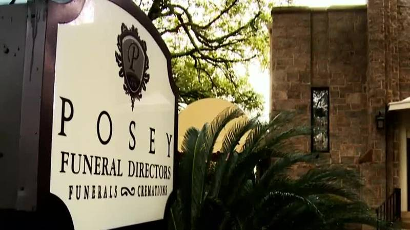 Posey funeral homes