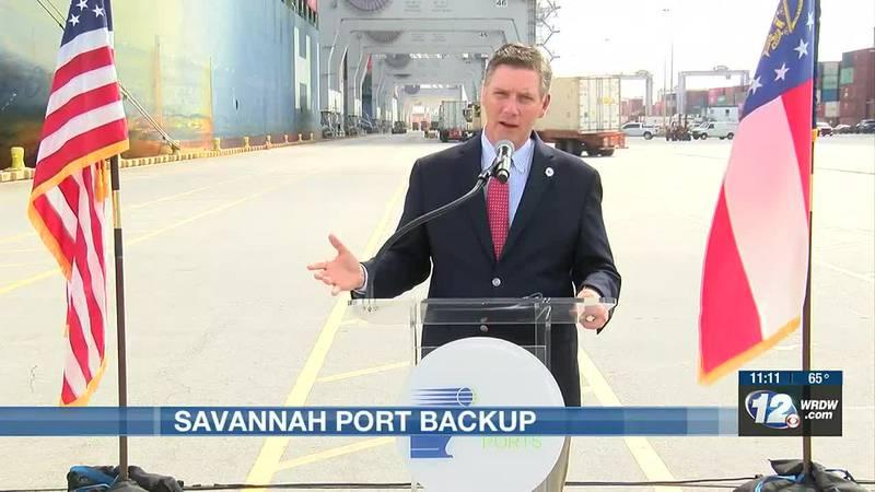 Georgia port authority