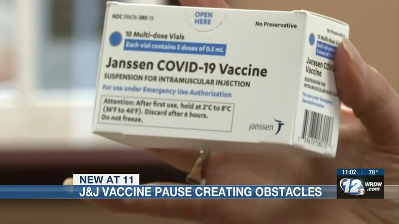 J&J vaccine pause creates obstacles for rural pharmacies