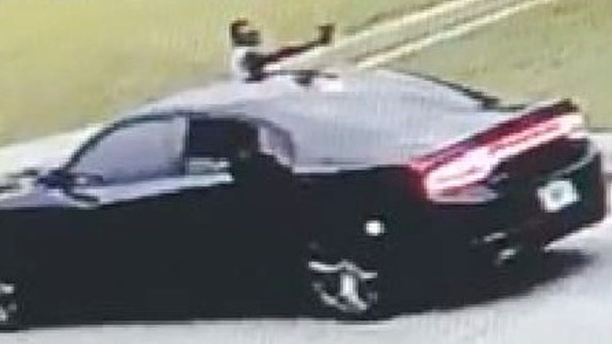 Any information concerning the identity of this subject and vehicle, please contact...