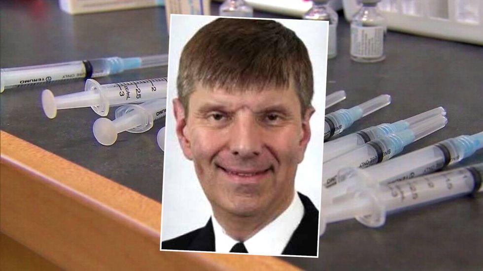 Dr. Edward Simmer