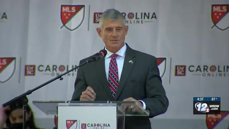 UofSC partners with Major League Soccer
