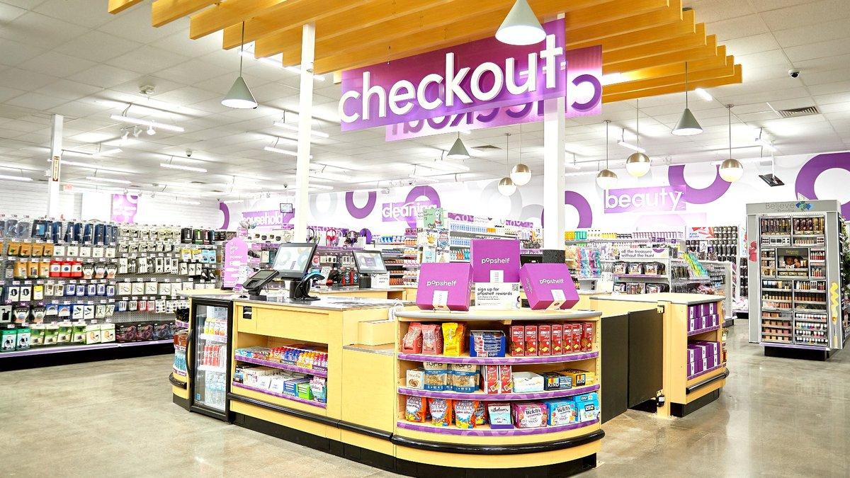 Aiken now has a pOpshelf store.