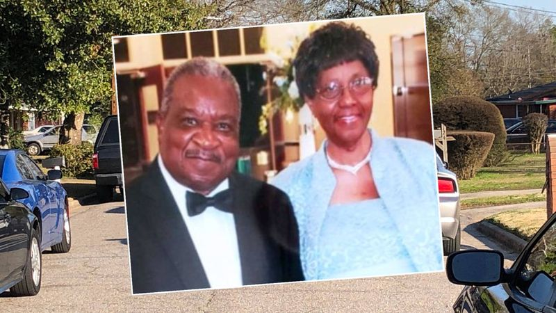 Hilton Turner Sr. and Jeannette Turner