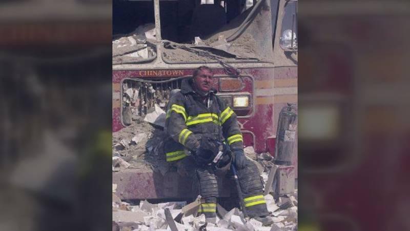 Aiken man remembers 9/11 as a New York firefighter