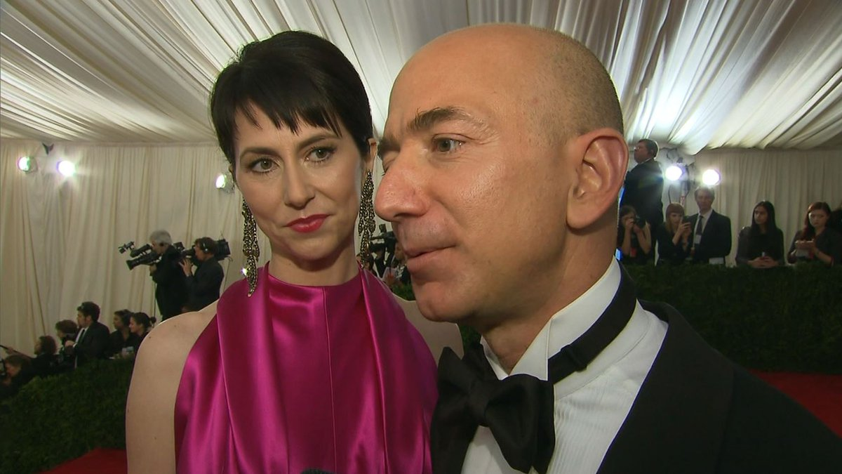 McKenzie Scott, the ex-wife of Amazon founder Jeff Bezos, wrote in a Medium post that she and...
